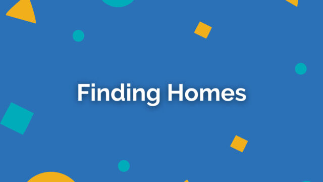 Finding Homes